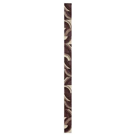 Listwa gresowa Perseo brown modern 3,7x59,8