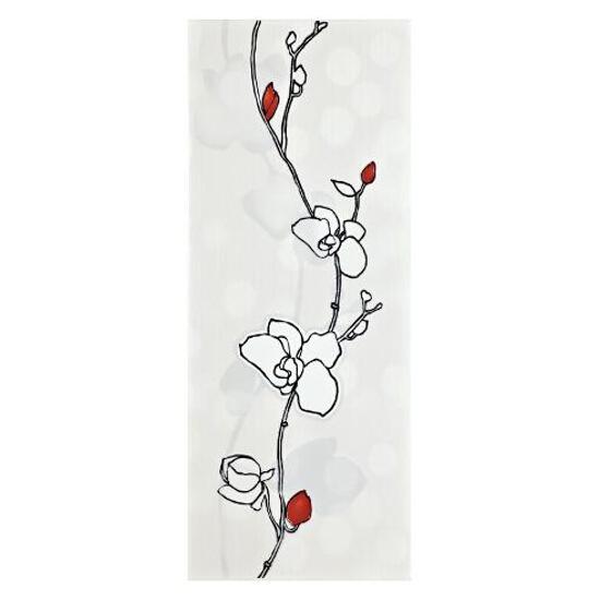 Płytka ścienna Ikaria inserto róża beta 20x50