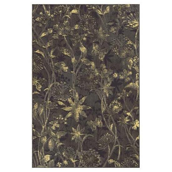 Płytka ścienna Trawertino inserto kwiatek 30x45