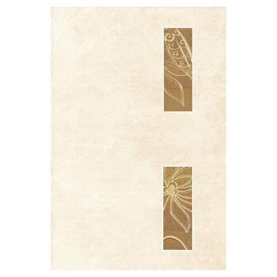 Płytka ścienna Tesalia beige inserto classic 30x45
