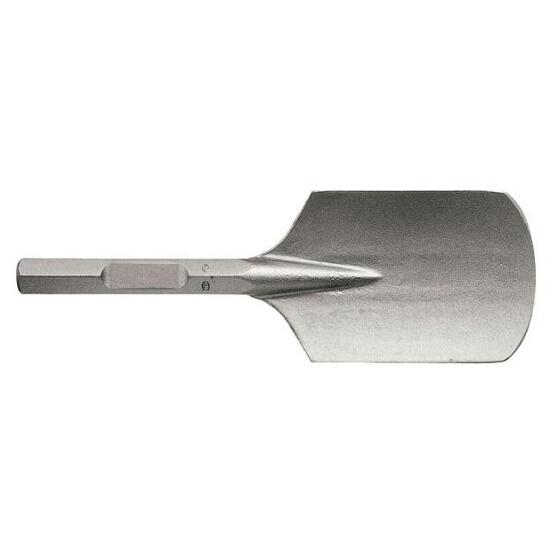 Dłuto do młotów łopata zaokr.135/400 HEX28mm 1618662000 Bosch
