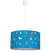 Lampa dziecięca LITERY 1xE27 256/Z2 Lampex