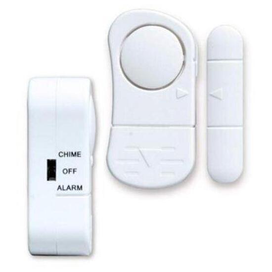 Alarm bezprzewodowy magnetyczny 2-funkcyjny (alarm/dzwonek) RL-9805A Eura-Tech