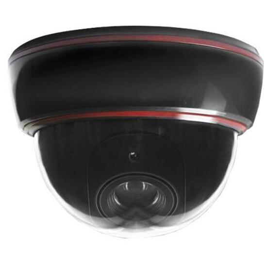 Kamera - atrapa kamery kopułkowej monitorującej AK-04B3 do użytku wewnętrznego Eura-Tech