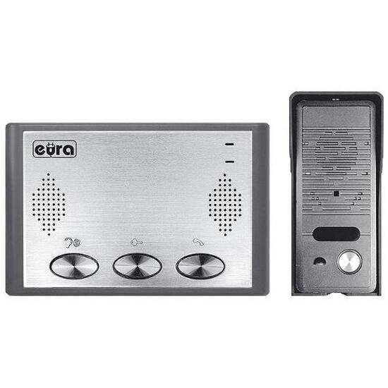 Domofon głośnomówiacy ADP-10A3 Eura-Tech