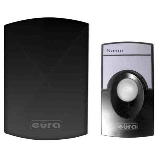 Dzwonek bezprzewodowy WDP-05A3 zasilanie bateryjne nadajnika Eura-Tech