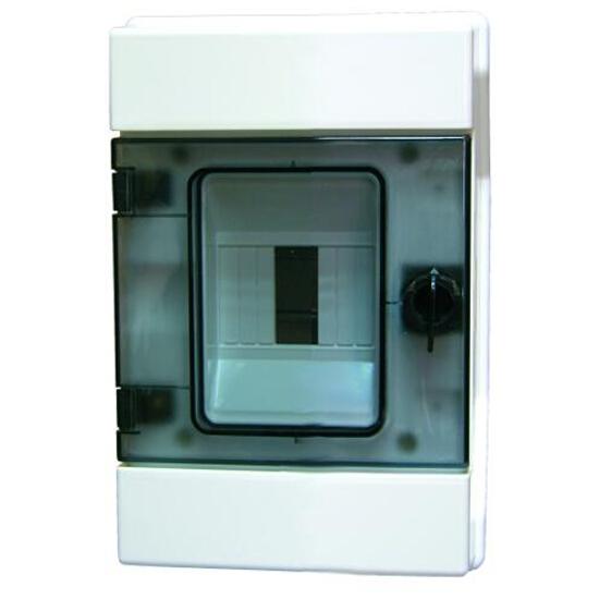 Rozdzielnia nadtynkowa hermetyczna RH-4/Z Elektro-Plast