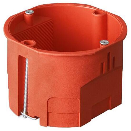 Puszka instalacyjna gips-karton PK-60 K-G pomarańczowy Elektro-plast N.