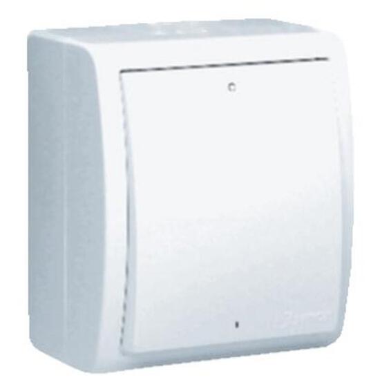 Łącznik natynkowy Aquarius dwubiegunowy IP54 AQW2/11 biały Kontakt Simon