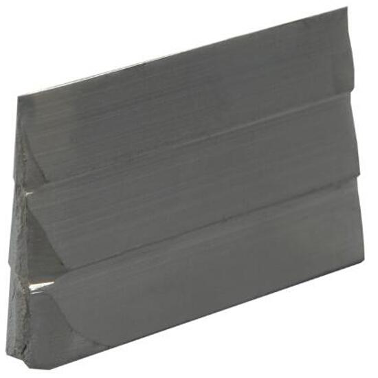 Klin aluminiowy do trzonowania 7x25,5x46mm 1-771-10-016 Kuźnia