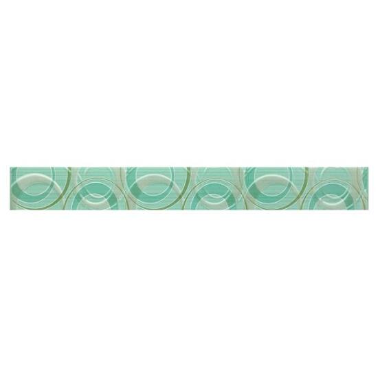 Płytka ścienna koła 4,8x45 Atola verde