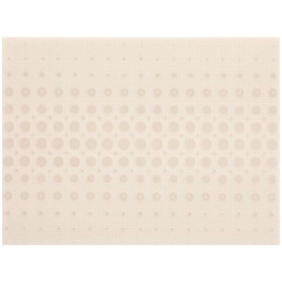Płytka ścienna Optica white inserto modern 25x35