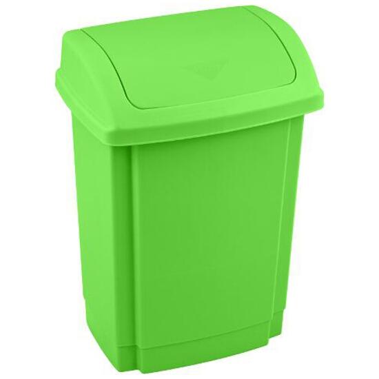 Kosz na śmieci Swing 25L zielony Apple Plast Team