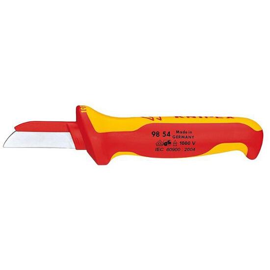 Nóż monterski do kabli 180mm 98 54 Knipex