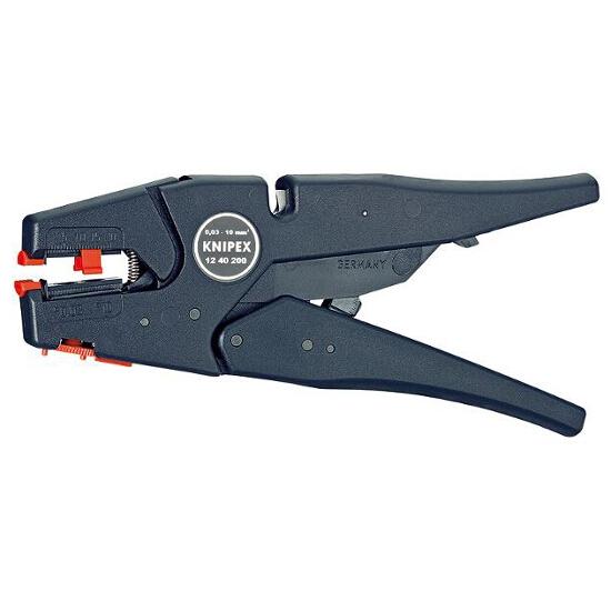 Automatyczny ściągacz izolacji 200mm 12 40 200 Knipex