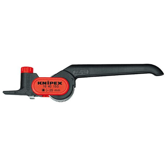 Przyrząd do ściągania izolacji zewnętrznej od 25mm 16 40 150 Knipex
