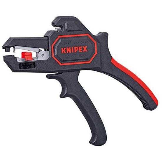 Automatyczny ściągacz izolacji 180mm 12 62 180 Knipex