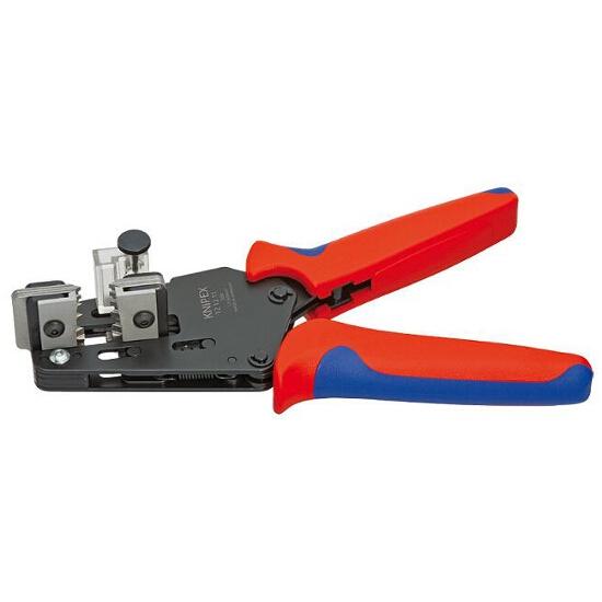 Automatyczny ściągacz izolacji DWK 180mm 12 12 11 Knipex