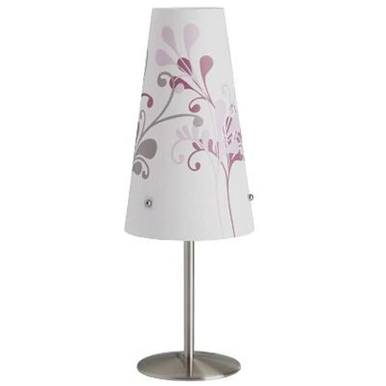 Lampa stołowa ISI 1xE14 02747/78 Brilliant