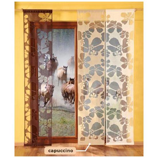 Panel Kwiaty 9897 50x240 capuccino Wisan