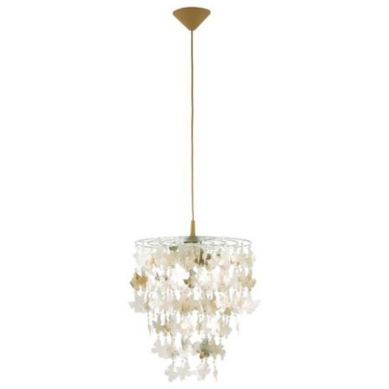 Lampa wisząca CONCHA 1xE27 60W 13821 Alfa