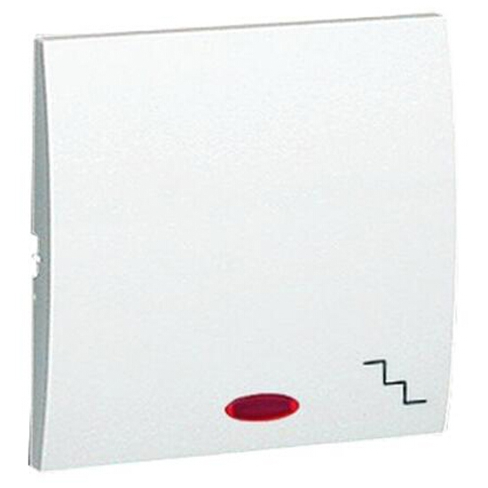 Klawisz Classic do wył. schodowego z podśw. MKW6L/11 biały Kontakt Simon
