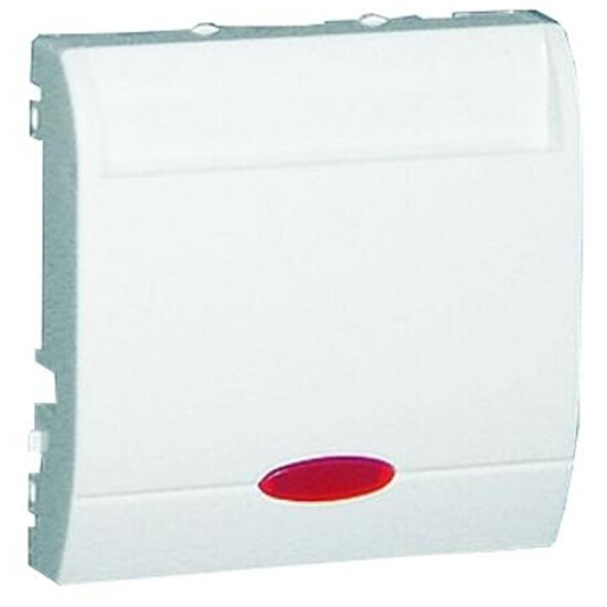 Łącznik natynkowy Basic hotelowy pojedynczy BMWH1.02/11 biały Kontakt Simon