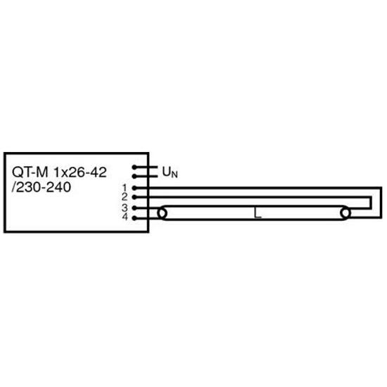 Świetlówka liniowa T8 Lumilux 58W/830 G13 Osram