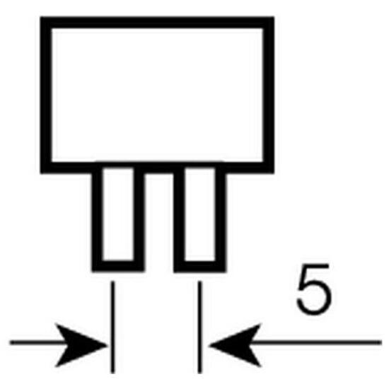 Świetlówka liniowa Lumilux T5 FQ 49,2W/830 G5 Osram