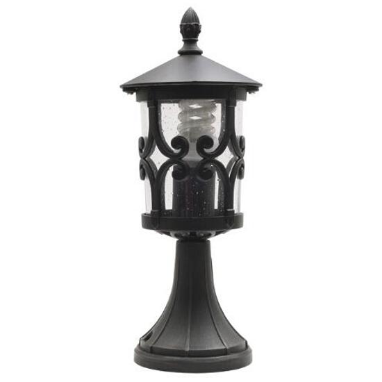 Lampa ogrodowa stojąca SALAMA EL-40 8622 czarna Kanlux
