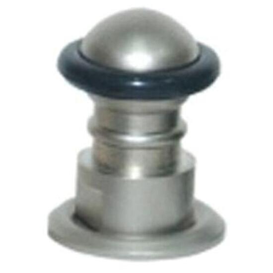 Odbojnik przykręcany retro - srebrny A-80004-01-001 Aspro
