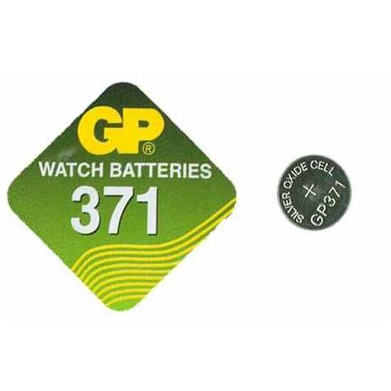 Bateria pastylkowa srebrowa; G6SR69SR920; 1.55V; 371 miniblist 1 szt. GP Battery