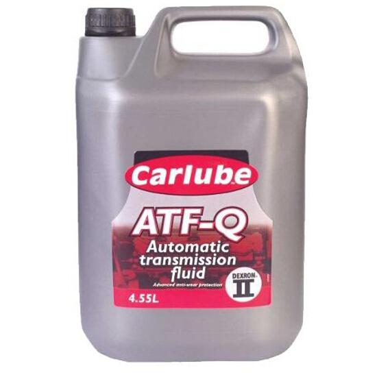 Olej hydrauliczny ATF-Q GM Dexron II 4,55l Carlube