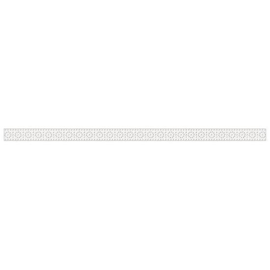 Płytka ścienna Fusion biała 50x2,3