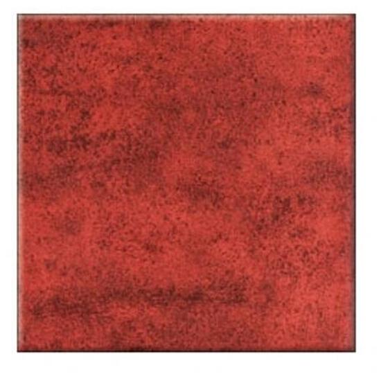 Płytka ścienna Salisa czerwień 10x10cm