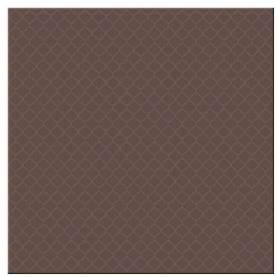 Płytka podłogowa Baricello brąz 35x35