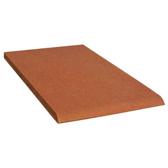 Klinkier Solar orange parapet b 24,5x13,5