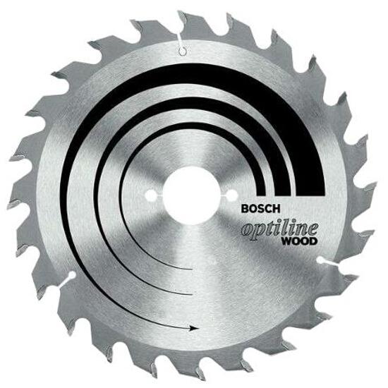 Piła tarczowa Optiline Wood WZ 235x30/25mm 60 zębów 2608641192 Bosch