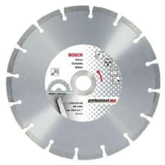 Diamentowa tarcza tnąca D125mm BETON ECO2, 2608602197 Bosch