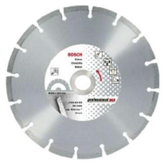 Diamentowa tarcza tnąca D230mm BETON ECO2, 2608602200 Bosch