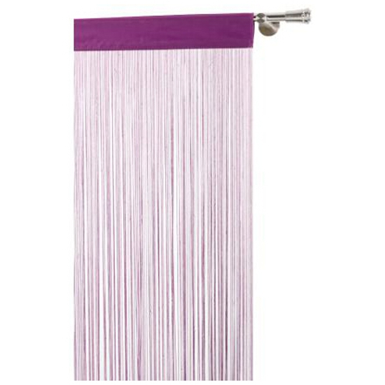 Firana sznurkowa makaron persjana purpura 160x250 Mardom