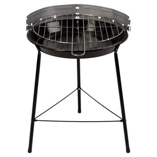 Grill węglowy okrągły Smyk 33 cm TELEHIT Garden
