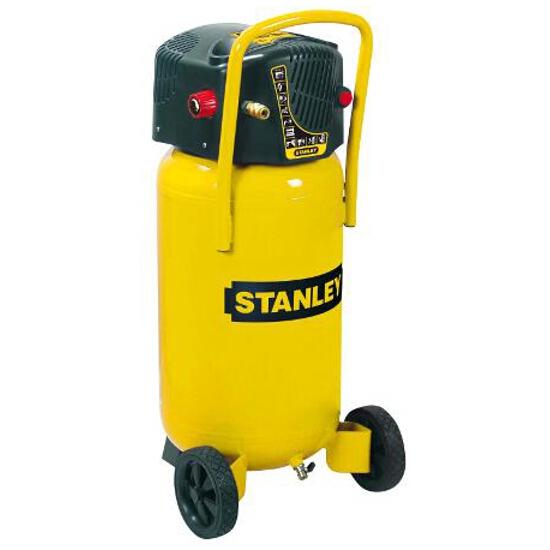 Kompresor elektryczny bezolejowy 50l, 10bar, 2KM Stanley