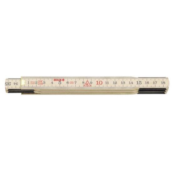 Miara składana drewniana 1m H 1/6 53011101 SOLA
