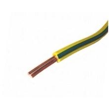 Przewód instalacyjny DY 2,5mm 300/500V żółto-zielony Eltrim