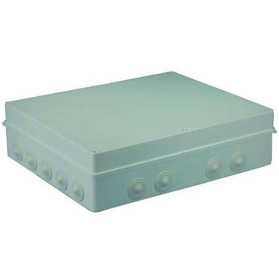 Puszka instalacyjna 460x380x120 16 dławic IP55 Pawbol