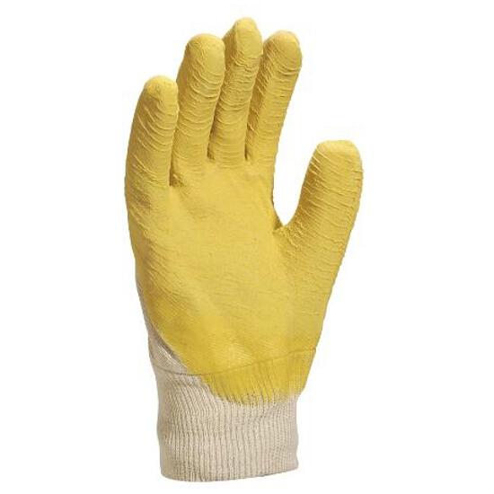 Rękawice gumowe LA110 chropowata struktura rozm. 10 Venitex