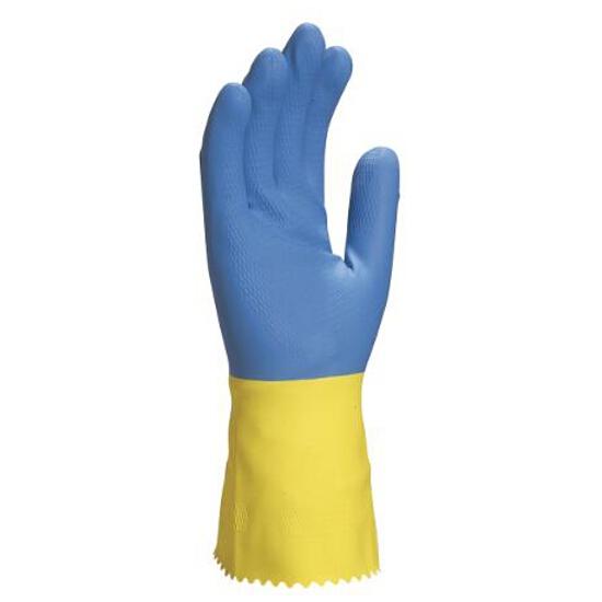 Rękawice gumowe DUOCOLOR VE330 rozm. 9 Venitex