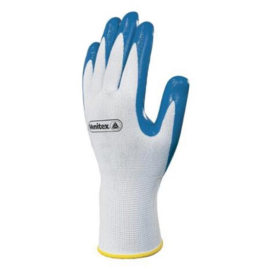 Rękawice powlekane nitrylem VE712B rozm. 8 Venitex