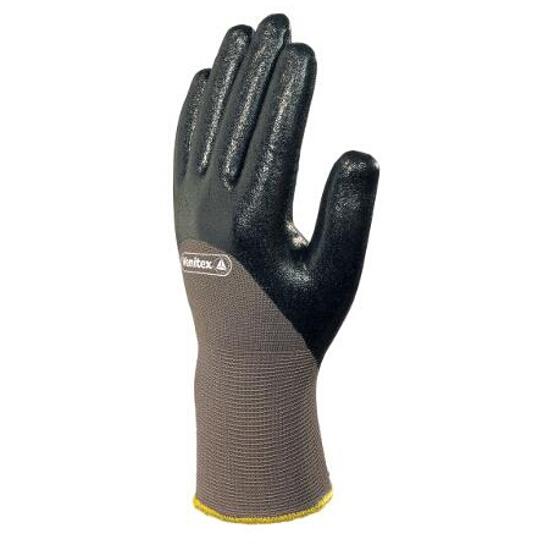 Rękawice powlekane nitrylem VE713 rozm. 7 Venitex